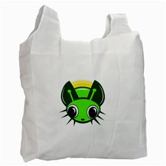 Transparent firefly Recycle Bag (Two Side)