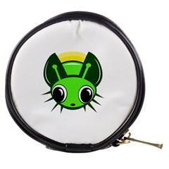 Transparent firefly Mini Makeup Bags