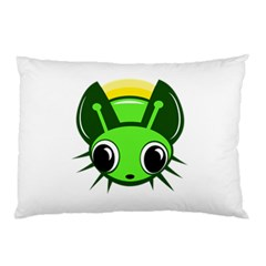 Transparent firefly Pillow Case (Two Sides)