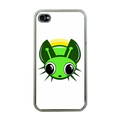 Transparent firefly Apple iPhone 4 Case (Clear)