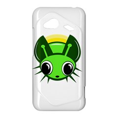 Transparent firefly HTC Droid Incredible 4G LTE Hardshell Case