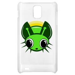 Transparent firefly Samsung Infuse 4G Hardshell Case