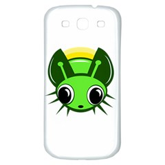 Transparent firefly Samsung Galaxy S3 S III Classic Hardshell Back Case