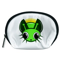 Transparent firefly Accessory Pouches (Medium)