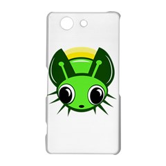 Transparent firefly Sony Xperia Z3 Compact