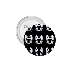 White and black fireflies  1.75  Buttons
