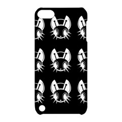 White and black fireflies  Apple iPod Touch 5 Hardshell Case with Stand