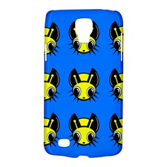 Yellow and blue firefies Galaxy S4 Active