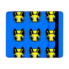Yellow and blue firefies Samsung Galaxy Tab Pro 8.4  Flip Case