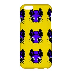Blue And Yellow Fireflies Apple Iphone 6 Plus/6s Plus Hardshell Case