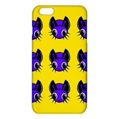 Blue and yellow fireflies iPhone 6 Plus/6S Plus TPU Case
