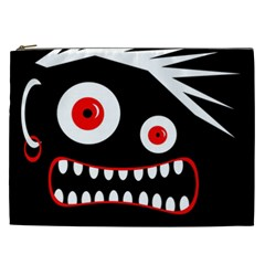 Crazy monster Cosmetic Bag (XXL)