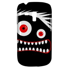 Crazy monster Samsung Galaxy S3 MINI I8190 Hardshell Case