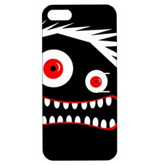 Crazy monster Apple iPhone 5 Hardshell Case with Stand