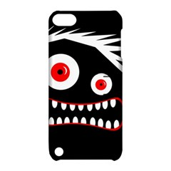 Crazy monster Apple iPod Touch 5 Hardshell Case with Stand