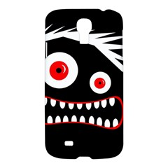 Crazy monster Samsung Galaxy S4 I9500/I9505 Hardshell Case