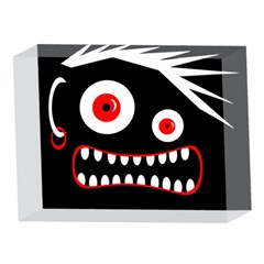 Crazy monster 5 x 7  Acrylic Photo Blocks