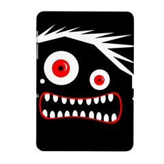 Crazy monster Samsung Galaxy Tab 2 (10.1 ) P5100 Hardshell Case