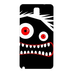 Crazy monster Samsung Galaxy Note 3 N9005 Hardshell Back Case