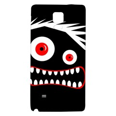 Crazy monster Galaxy Note 4 Back Case