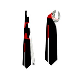 Zombie face Neckties (One Side)