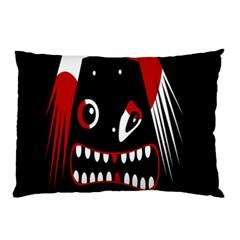 Zombie face Pillow Case