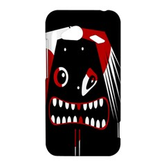 Zombie face HTC Droid Incredible 4G LTE Hardshell Case