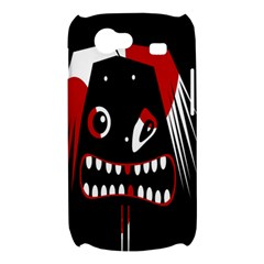 Zombie face Samsung Galaxy Nexus S i9020 Hardshell Case