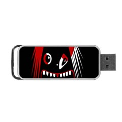Zombie face Portable USB Flash (One Side)