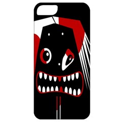 Zombie face Apple iPhone 5 Classic Hardshell Case