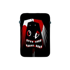Zombie face Apple iPad Mini Protective Soft Cases
