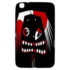 Zombie face Samsung Galaxy Tab 3 (8 ) T3100 Hardshell Case