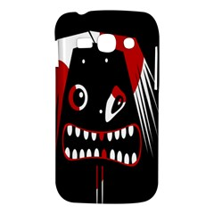 Zombie face Samsung Galaxy Ace 3 S7272 Hardshell Case