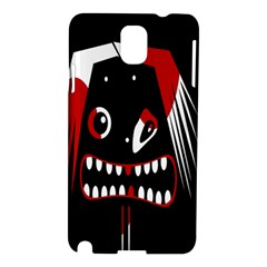 Zombie face Samsung Galaxy Note 3 N9005 Hardshell Case