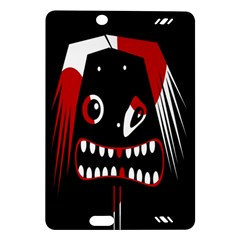 Zombie face Amazon Kindle Fire HD (2013) Hardshell Case