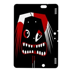 Zombie face Kindle Fire HDX 8.9  Hardshell Case
