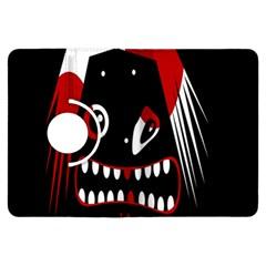 Zombie face Kindle Fire HDX Flip 360 Case
