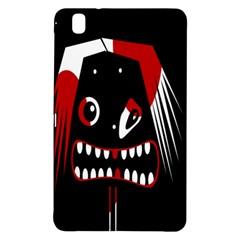 Zombie face Samsung Galaxy Tab Pro 8.4 Hardshell Case