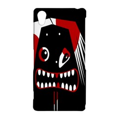 Zombie face Sony Xperia Z2