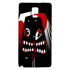 Zombie face Galaxy Note 4 Back Case