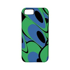 Peacock pattern Apple iPhone 5 Classic Hardshell Case (PC+Silicone)