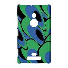 Peacock pattern Nokia Lumia 925