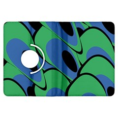 Peacock pattern Kindle Fire HDX Flip 360 Case