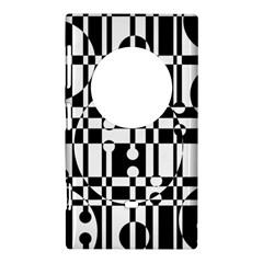 Black and white pattern Nokia Lumia 1020