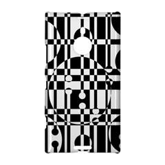 Black and white pattern Nokia Lumia 1520