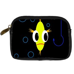 Yellow fish Digital Camera Cases