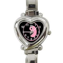 My baby Heart Italian Charm Watch