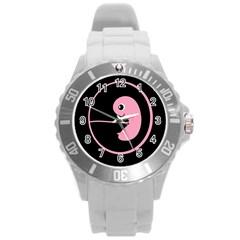 My baby Round Plastic Sport Watch (L)