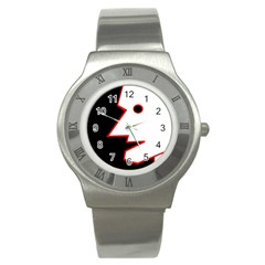 Man Stainless Steel Watch