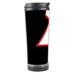 Man Travel Tumbler